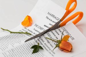 divorce disputes
